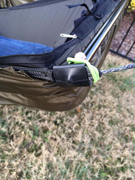 ahe  i u0027d rather be safe than sorry  i made ours out of bicycle inner tube  we use these even though we also use a pole mod kit on our cloudburst tarps  ridgerunner pole end tarp protector   rh   hammockforums